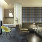 Hyde Park - Wallpaper Design - Silk Interiors